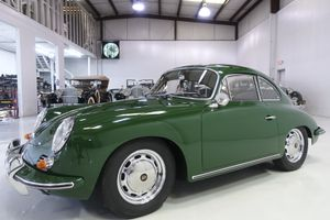 1965 Porsche 356  - SC Coupe by Reutter