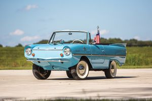1966 Amphicar Amphibious Car  - 770
