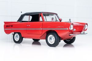 "1966 Amphicar Amphibious Car  - 770 ""the captain"""