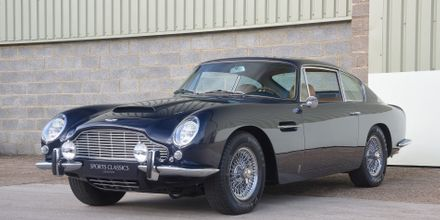 1966 Aston Martin Db6 Original Lhd Original Vantage Engine Factory Fitted Normal Air Conditioning Usa Supplied And 1 Of 36 Cars Produced Oldtimer Zu Verkaufen