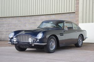 1966 Aston Martin DB6  - Original LHD, Original Vantage Engine, Factory Fitted Normalair Air Conditioning, USA Supplied and 1 of 36 cars produced
