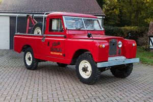 1966 Land Rover Series 1 - 3