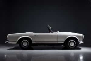 """1966 Mercedes-Benz SL Pagode  - Mercedes SL 230 W113 """"Pagoda"""" First-Series of 1966"""