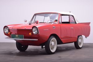 1967 Amphicar Amphibious Car  - 707