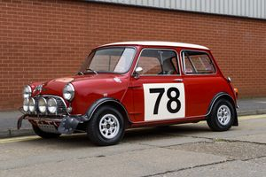 1967 Austin Mini  -  Mini Cooper Built to S Works Rally Specification