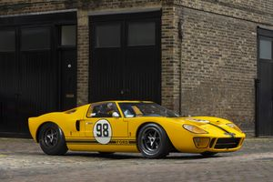1967 Ford GT 40