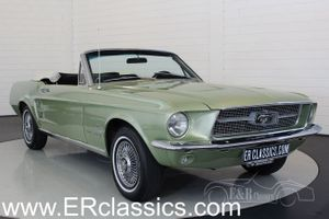 1967 Ford Mustang  - A-code V8