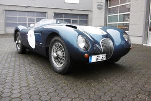 1967 Jaguar C-Type