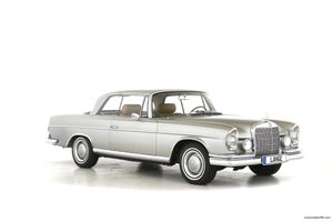 1967 Mercedes-Benz W111/112  - The best 300 SE Coupe in the World !