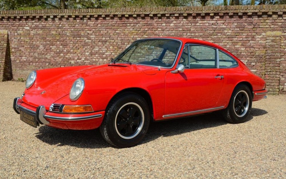 1967 porsche 912 voiture de collection vendre. Black Bedroom Furniture Sets. Home Design Ideas