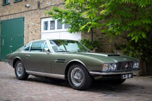 1968 Aston Martin DBS  - Right Hand Drive: UK Supplied