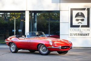 1968 Jaguar E-Type SI  - E-Type OTS Series 1.5 1968 - Service history known from 1985 - 2019!