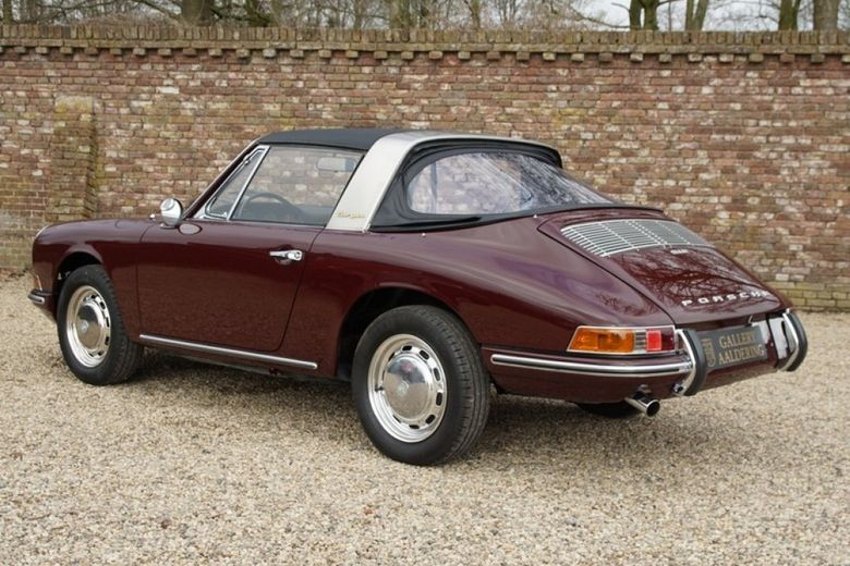 1968 porsche 912 voiture de collection vendre. Black Bedroom Furniture Sets. Home Design Ideas