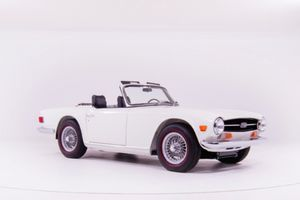 1968 Triumph TR6  - THE SECOND OLDEST KNOWN SURVIVING EXAMPLE