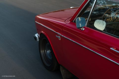 1968 Volvo 142S: Sourcing The Perfect Platform For A Scandinavian Muscle Car