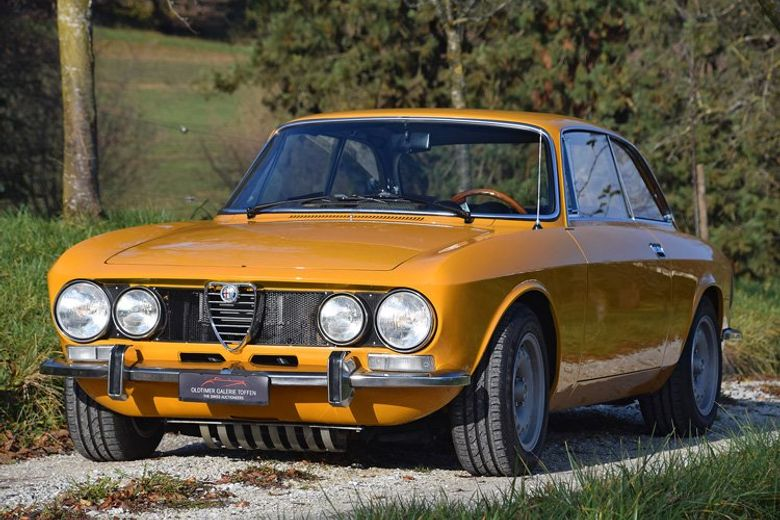 1969 Alfa Romeo 1750 - Series 1 GTV - Vintage car for sale