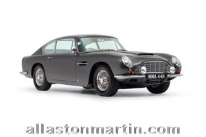 1969 Aston Martin DB6  - Saloon with 4.7 litre RSW Upgrade