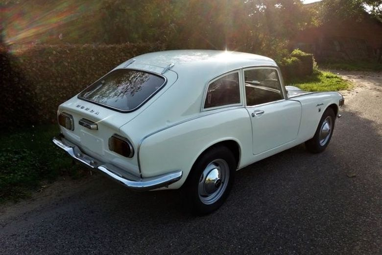 1969 honda s 800 voiture de collection vendre. Black Bedroom Furniture Sets. Home Design Ideas