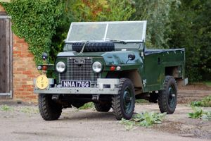 1969 Land Rover Series 1 - 3