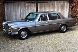 1969 Mercedes-Benz S-Class  - 300 SEL 6.3. German specification. One of the best.