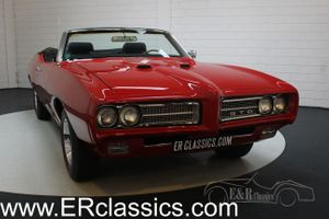 1969 Pontiac GTO  - Convertible 1969 Ultimate Muscle Car