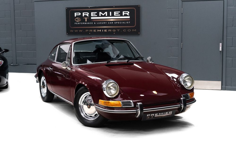 1969 porsche 912 voiture de collection vendre. Black Bedroom Furniture Sets. Home Design Ideas