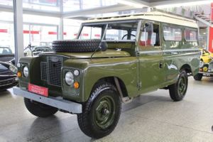 1970 Land Rover Series 1 - 3