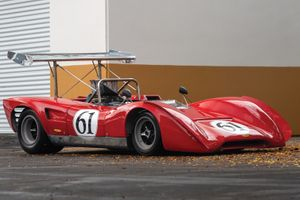 1970 Lola T165  - Can-Am