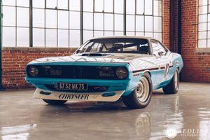 1970 Plymouth Hemicuda  - Ecurie Chrysler Factory Race Car