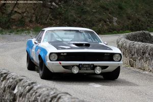 1970 Plymouth Hemicuda  - Gr2 Competition Touring Car