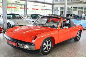 1970 Porsche 914  - /6 - dt. Auto- 2.Hd. - Toprestauration !