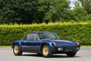 1970 Porsche 914  - Ex Grady Clay, Rennenhaus 914/6 - Offered from the collection of Guy Berryman of Coldplay