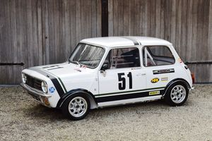 1971 MINI Classic 1275 GT  - historic racecar. Completely rebuild and ready to race.