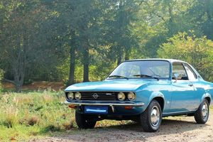 OPEL Manta - Guy Frequelin - Vintage car for sale