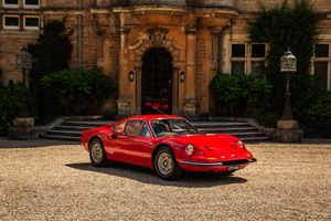 1972 Ferrari 246 'Dino'  - Two owners from new - 24,100 miles from new