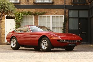 1972 Ferrari 365  - GTB/4 Daytona. Right Hand Drive: UK Supplied: Correct Matching Numbers: Ex FOC Concours Winner Factory Fitted A/C