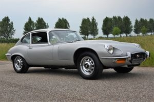 1972 Jaguar E-Type SIII