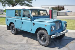 1973 Land Rover 109 Series