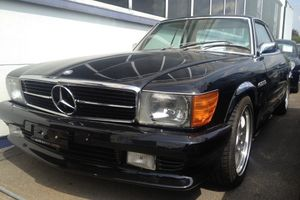1973 Mercedes-Benz SLC