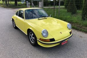 1973 Porsche 911  - T WITH S OPTIONS