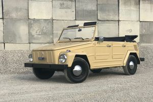 1973 VW Beach Buggy