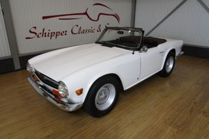 1974 Triumph TR6  - with Overdrive