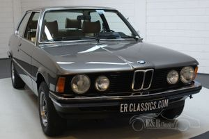 1975 BMW 316  - Air conditioning 1975 From first owner