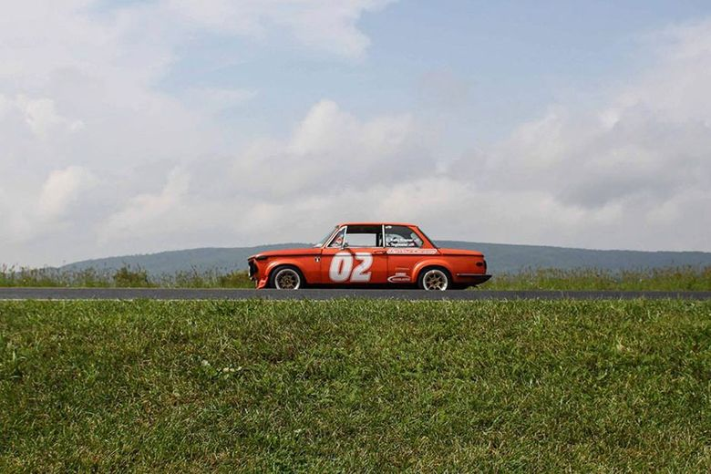 1976 BMW 2002 Helped Owner Get Into College