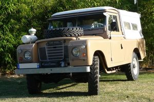 1976 Land Rover Series 1 - 3