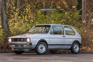 1977 VW Golf  - GTI, RARE FIRST SERIES, RESTORED WITH NO EXPENSES SAVED