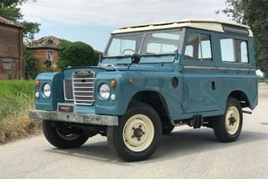 1978 Land Rover Series 1 - 3