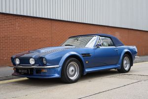 1980 Aston Martin V8  - Vantage Volante X-Pack Specification