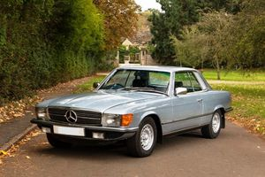 1980 Mercedes-Benz SLC