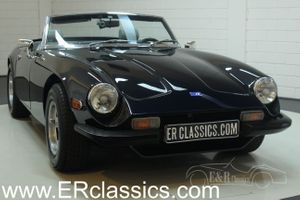 1981 TVR 3000 S  -  TVR 3000S cabriolet 1981 restored  This is an unique 1981 TVR 3000S cabriolet. In 2010 the car is restored and is in top condition. This TVR is equip